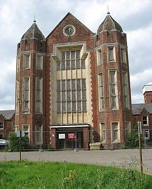 William Donthorne - Aylsham workhouse, south elevation