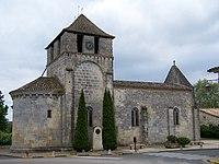 St Michel de Montaigne Église01.jpg