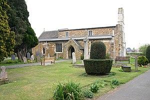 Little Bowden - Image: St Nicholas Church 12th Century Church geograph.org.uk 401851
