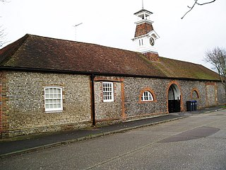 Offington village in United Kingdom