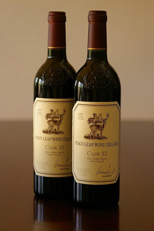Stagu0027s Leap Wine Cellars & Stagu0027s Leap Wine Cellars - Wikiwand