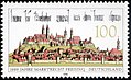 Stamp Germany 1996 Briefmarke Freising.jpg