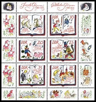 Stamps of Germany (DDR) 1985, MiNr Kleinbogen 2987-2992.jpg