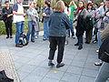 Standing above the Führerbunker 2004-10.JPG