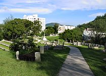 Stanley Military Cemetery 2010.jpg