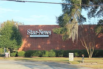 Star-News - The headquarters for StarNews in downtown Wilmington, North Carolina