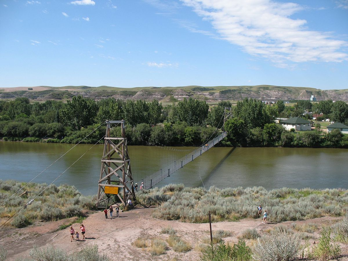 Star Mine Suspension Bridge Wikipedia