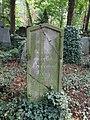Stary cmentarz żydowski we Wrocławiu - 26 - symbolika.JPG