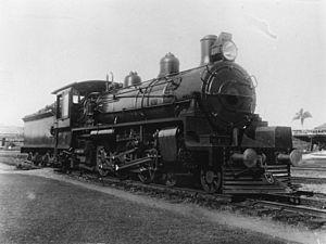 Queensland B18¼ class locomotive -  230