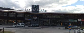 Åre - Image: Station åre