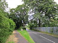 Station Road, Ince, Cheshire.JPG