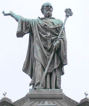Pope Urban II - Statue of Urban II in Clermont-Ferrand