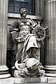 Statue on Port of London Authority Building in the City of London (2).jpg