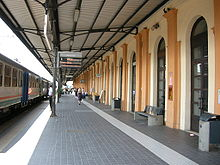 Lucca Railway Station Wikipedia