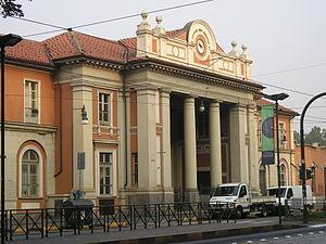 Stazione porta Milano