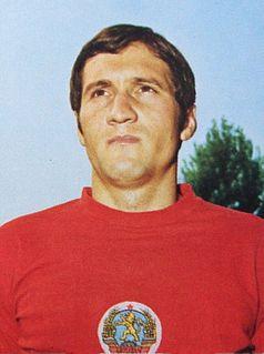 Stefan Aladzhov Bulgarian footballer