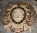 Stemma città fortezza, Duomo di Siracusa.png