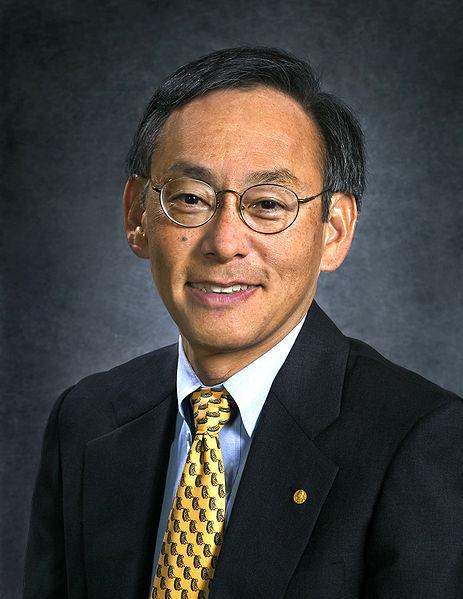 Steven Chu, US-Energieminister und Physik Nobelpreisträger Quelle: Wikipedia (c) public domain