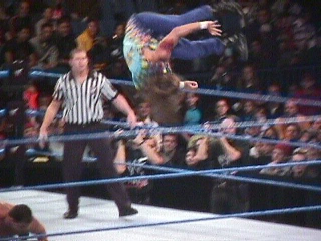 Stevie Richards Airborn 1999 WWF Smackdown (WWE)