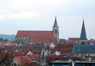 St. Georges Collegiate Church, Tübingen church