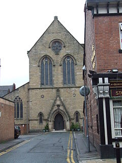 St Josephs Church, Stockport Church in Greater Manchester, United Kingdom