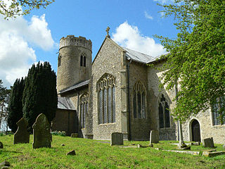 Stody village in the United Kingdom