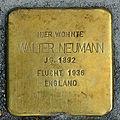 Stolperst kennedyallee 89 neumann walter.jpg