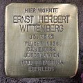 Stolperstein Bamberger Str 55 (Schön) Ernst Herbert Wittenberg.jpg