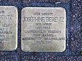 Stolperstein Josephine Berentz, 1, Brunnenallee 20a, Bad Wildungen, Landkreis Waldeck-Frankenberg.jpg
