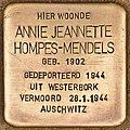 Stolperstein für Annie Jeannette Hompes-Mendels (Den Haag).jpg