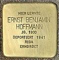 Stolperstein für Ernst Benjamin Hoffmann (Köln).jpg