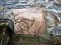 Stone carving at Nant-y-Coy - geograph.org.uk - 1011181.jpg