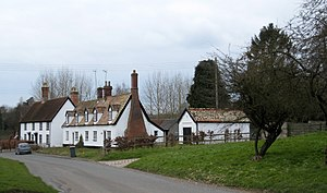 Great Thurlow - Image: Stour Valley Path, Great Thurlow. panoramio (1)