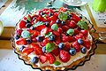 Strawberry-blueberry pie, July 2009.jpg