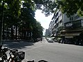 Streets in North District Taichung near the Botanical Garden 01.jpg