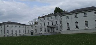 County Roscommon - Strokestown Park House