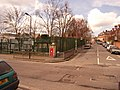 Stroud Green and Hornsey High School for Girls (site of).JPG
