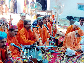 Qadir Bux Bedil - Sufi Singers singing mystical poetry of Hazrat Bedil