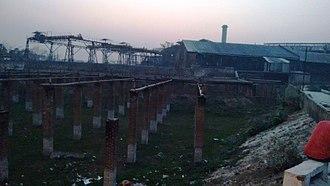 Padrauna - Sugar Factory in dis use