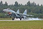 Sukhoi Su-35S 'RF-81746 - 58 red' (37291627526).jpg