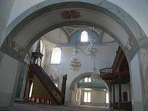 Suleymaniye Mosque (Rhodes) - Image: Suleiman Mosque Rhodes Interior