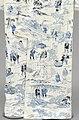 Summer Kimono (Yukata) with Illustrations from the 1802 novel 'Hizakurige' (Shank's Mare) by Ikku Jipensha (1765-1831) LACMA M.2006.37.6 (6 of 9).jpg