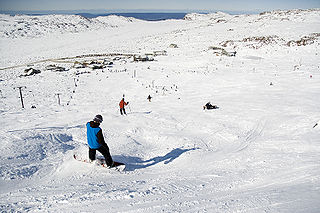 Skiing in Tasmania overview of skiing practiced in Tasmania