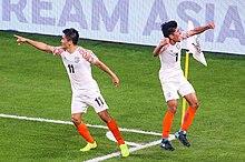 List of international goals scored by Sunil Chhetri - Wikipedia