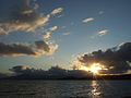 Sunset over Bantry Bay from Reendonegan Point - geograph.org.uk - 498033.jpg
