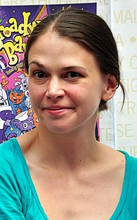 Sutton Foster American actress