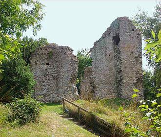 John Hastings, 2nd Earl of Pembroke - Sutton Valence Castle