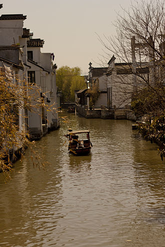 Bai Juyi - Suzhou