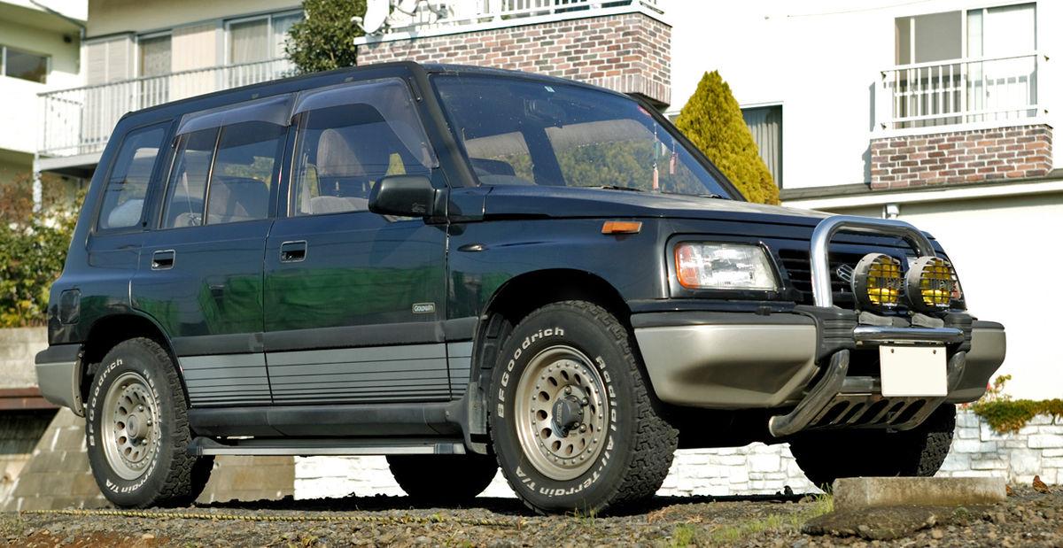Suzuki Escudo — Wikipédia