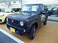 Suzuki Jimny XC (3BA-JB64W-JXCR-J) front.jpg